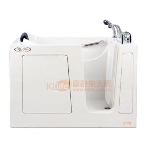 安潔浴缸-內開門系列-26B1
