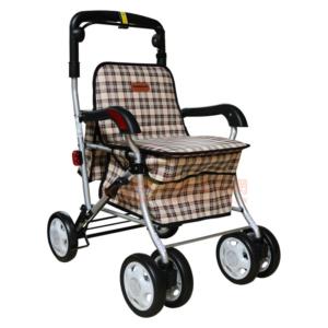 F238 銀髮族健步車