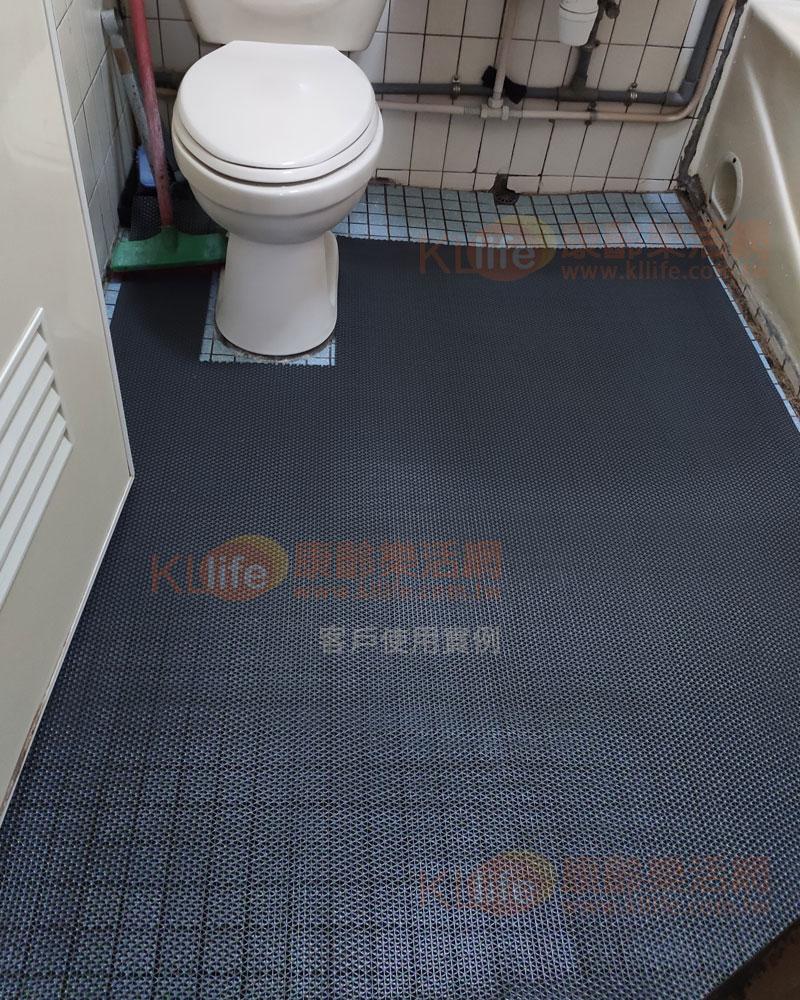 3M浴室用防滑地墊-客戶使用實例